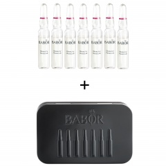 BEAUTY RESCUE AMPOULES with Travel Tin Gift Set