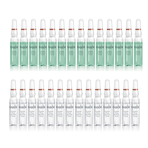 Hydrate & Replenish: 28-Day Ampoule Set (valued at $139.80)