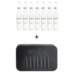ACTIVE NIGHT AMPOULES with Travel Tin Gift Set