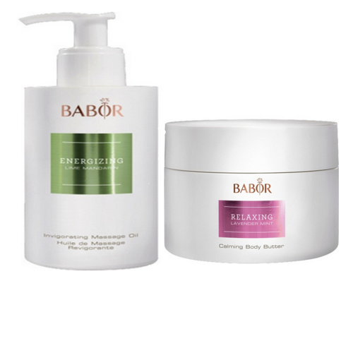 BABOR SPA The Body Set (50% OFF! Valued at $99)
