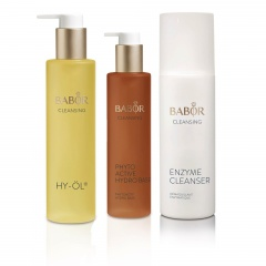 Double Cleanse Set: Normal/Dry Skin (Save 15%)