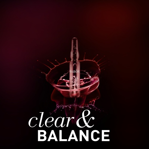 Clear & Balance: 14-Day Ampoule Set (20% OFF! Valued at $72)