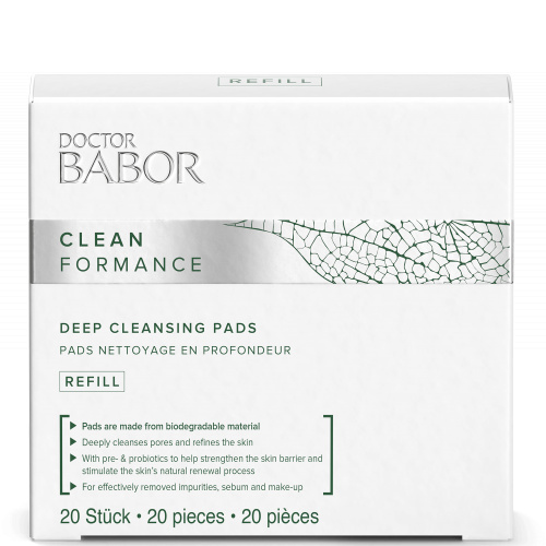 DEEP CLEANSING PADS REFILLS