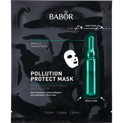 Pollution Protect Ampoule Sheet Mask
