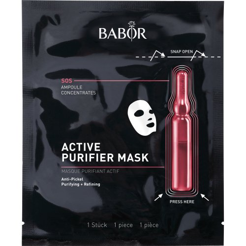 Active Purifier Ampoule Sheet Mask