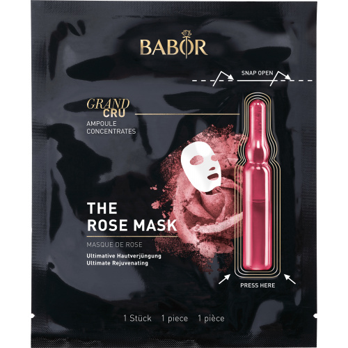 Grand Cru The Rose Ampoule Sheet Mask